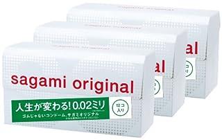 サガミオリジナル 002 12個入×3パック