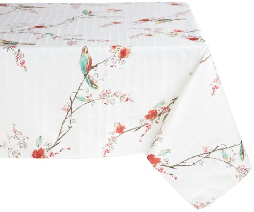 Lenox Chirp Print 60 By 84, Oblong, Multi front-694523