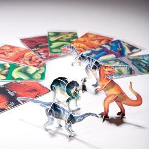 Cheap Century Novelty 3D Dinosaur Puzzles (B002POB2FQ)