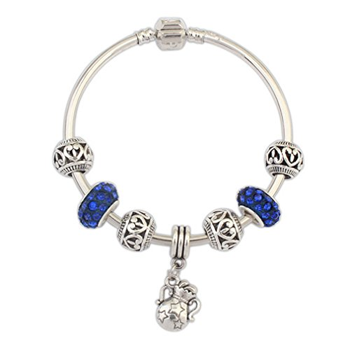 G&T European and American Women Fashion Simple Beaded Bracelet Personality Bracelet Jewelry Gift(C6) (Restaurant Menu Writing Programs compare prices)