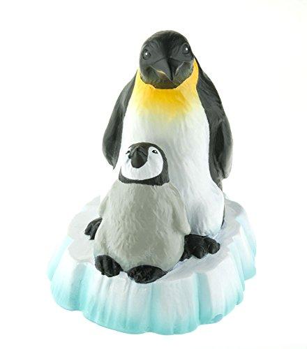 Celebriducks Penguins on Ice, Original Collectible Celebriduck, Duck Gift, Rubber Duck Collectible, Bath Toy