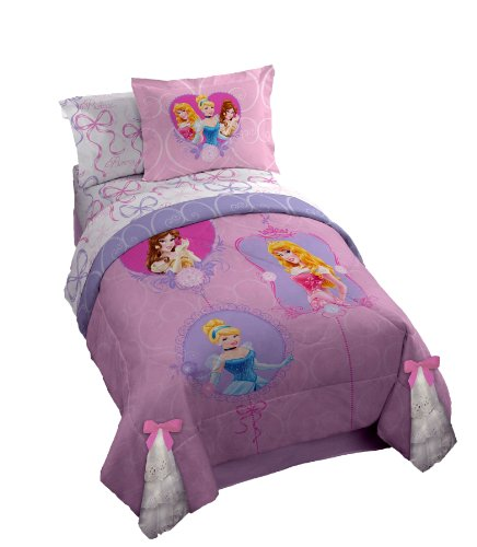 Disney Princess 'Timeless' Comforter And Sham, Twin front-91939