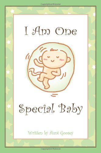 I Am One Special Baby