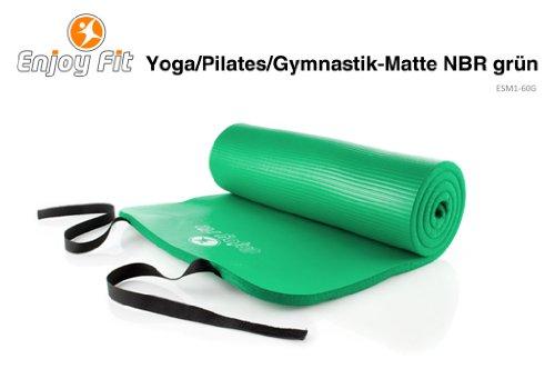 bodenmatten de enjoyfit nbr yogamatte yoga matte pilates. Black Bedroom Furniture Sets. Home Design Ideas