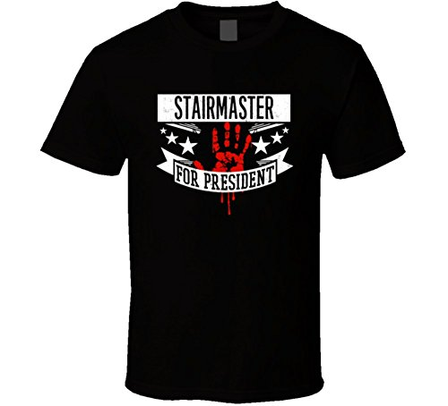 stairmaster-for-president-horror-film-the-people-under-the-stairs-movie-t-shirt-l-black