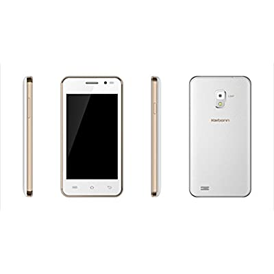 Karbonn A5 Star (White/Gold)