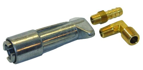Invincible marine fuel line connector mercury female