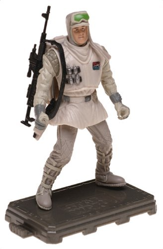 Star Wars Saga Empire Strikes Back - Hoth Trooper - Hoth Evacution - 1