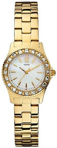 Guess Women's U0025L2 Petite Sport and Sparkle Watch