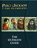 Percy Jackson and the Olympians: The Ultimate Guide [Hardcover] [2010] Mary-Jane Knight
