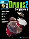 Fast Track Drums 2 Songbook Two