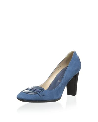 Tod's Women's High Heel Loafer