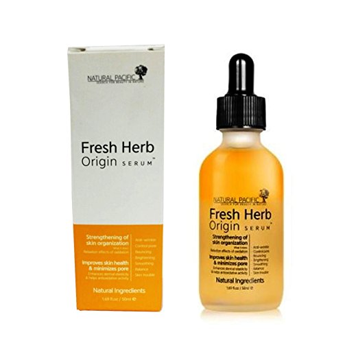 Natural Pacific Fresh Herb Origin Serum 50ml / 1.69oz , Wrinkle Functional (Pulsatilla Extract compare prices)