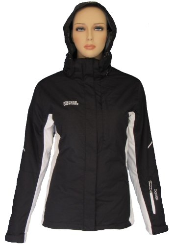 NordBlanc Damen Schnee Sport Jacke ZARA schwarz-weiß 38-48 günstig bestellen