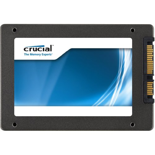 Crucial CT128M4SSD2 128GB M4 SATA III 6Gb/s MLC 2.5 Inch Internal SSD