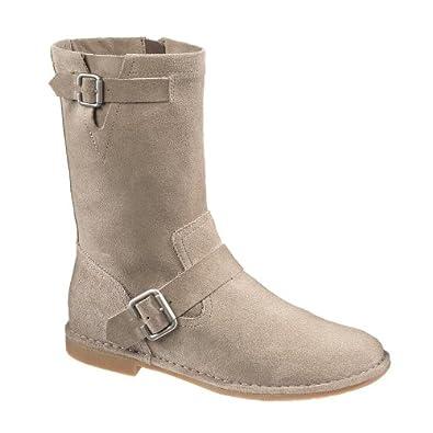 (疯抢)暇步士Hush Puppies Women's Knox Boot真皮保暖长雪地靴棕$67.98