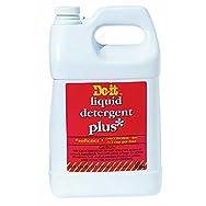 Liquid Laundry Detergent Plus Softener-GALLON LIQUID DETERGENT