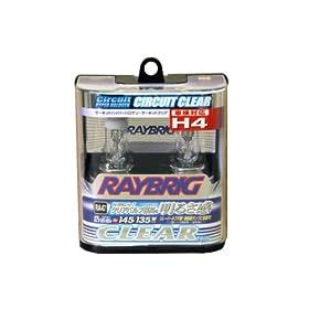 "RAYBRIG [ ���C�u���b�N ] �n�C�p�[�n���Q���E�T�[�L�b�g�N���A [ 3300K ] RA47 [ 2�""�� ]"