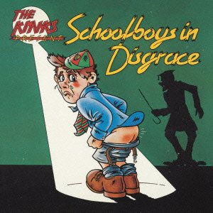 Schoolboys In Disgrace (SHM-CD)