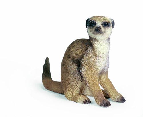 Schleich Sitting Meerkat - 1