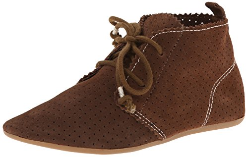 pictures of Roxy Women's Mojave Oxford,Light Brown,6 W US
