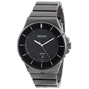 Đồng Hồ Seiko SGEG21 New Collection Classic Black Ion Finish