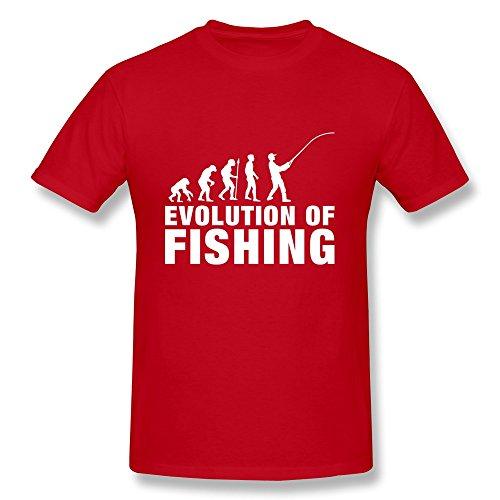 Ruifeng Men Evolution Fishing 1 T-Shirt