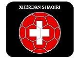 Xherdan Shaqiri (Switzerland) Soccer Mouse Pad