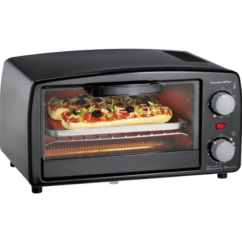 ProctorSilex Black Extra-Large Toaster Oven/Broiler SALE