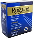 Rogaine Mens Regrowth X-Strength 5 Percent Unscented 3 Month