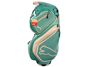 Puma Monoline Cart Bag (Capri Blue, 9-Inch Top)