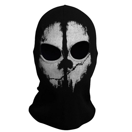 Coofit® New Ghosts Balaclava Bike Skateboard Cosply Costume Skull Mask-14 Styles