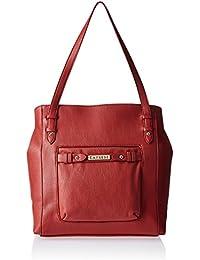Caprese Stephy Women's Satchel (Red)