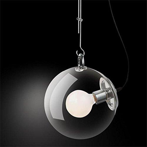 Camera da letto moderna e minimalista Ristorante Bar Bar Continental personalità creativa lampadario illuminazione bolla di sapone
