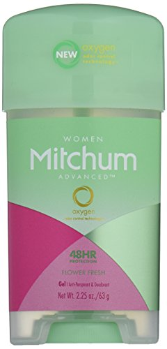 mitchum-anti-perspirant-deodorant-for-women-power-gel-flower-fresh-225-oz-63-g-pack-of-6