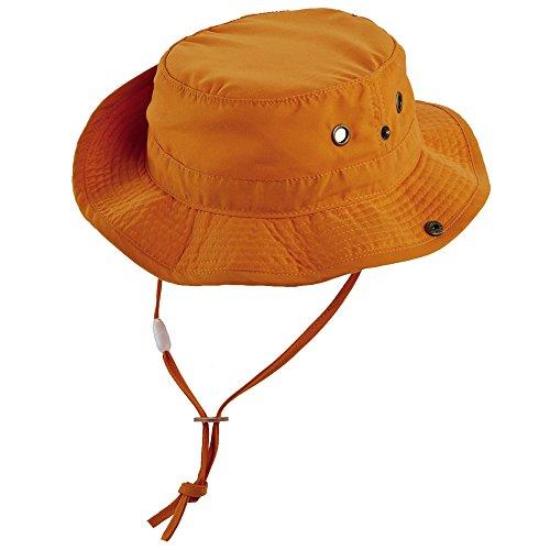 uv-boonie-hat-for-kids-from-scala-orange