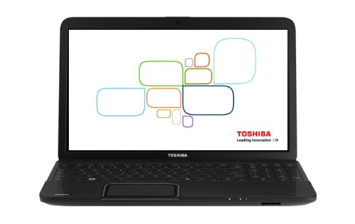 Toshiba C850D-11P, Satellite Computer portatile 15.6 Pollici, HDD 500 GB, 4 Gb RAM, Windows 8, Nero
