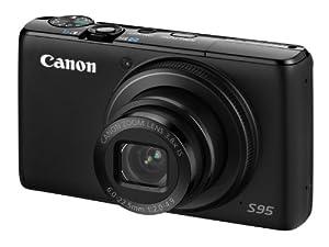 Canon PowerShot S95 - Cámara Digital Compacta 10 MP