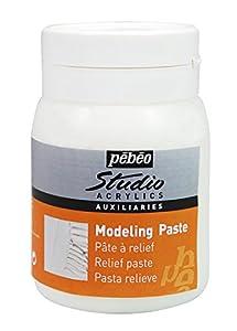 Pebeo Studio 1000ml Modeling Paste