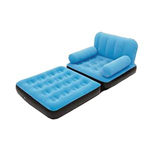 Bestway Multi Max Inflatable Chair Blue