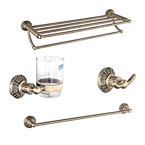 Original Sell Antique Brass Bathroom Accessories Brass Vintage Bath Hardware