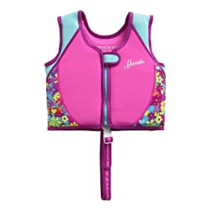 Buy Girl's Speedo Neoprene Swim Vest - Large by Speedo
