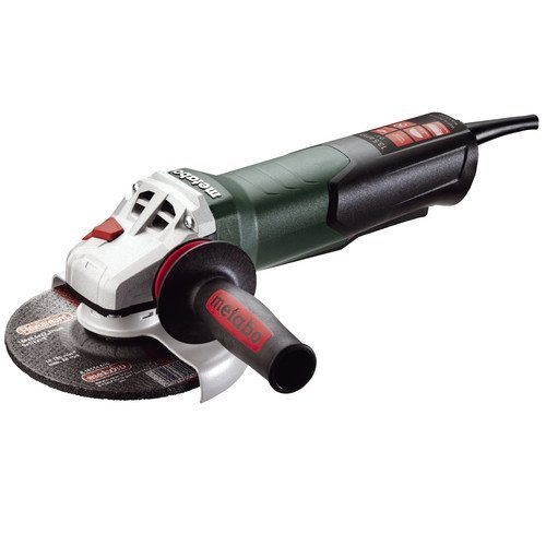 Metabo 600488420 13.5 Amp 6 in. Angle Grinder with TC Electronics and Non-Locking Paddle Switch (Metabo Cutoff Grinder compare prices)
