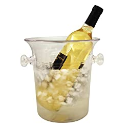True Vino Acrylic Ice Bucket