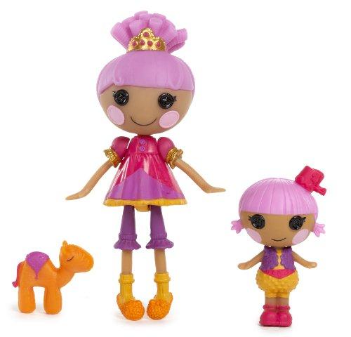 Lalaloopsy Mini Littles Pita Mirage and Sahara Mirage Doll - 1