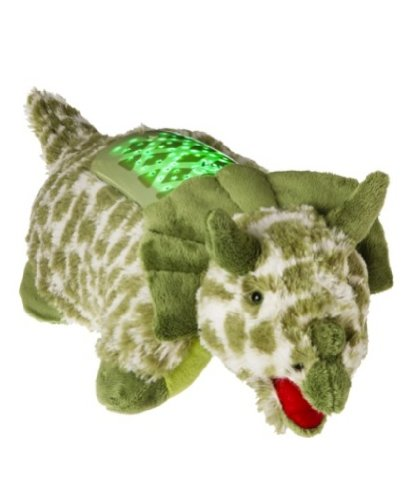 Pillow Pets Dream Lites  Triceratops