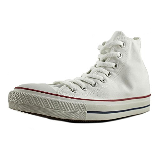 Converse Chuck Taylor All Star Hi Unisex Style Sneakers, Optical White, 11