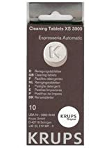 Krups XS3000 Cleaning Tablets