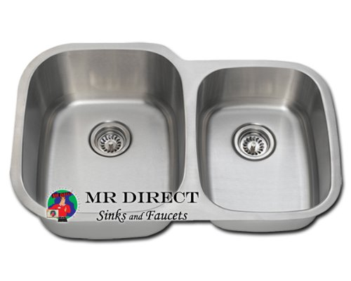 Undermount Sink Prices : Great Prices Stainless Steel Kitchen Sink - Undermount Double Bowl ...