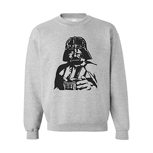 Darth Vader Portrait Background XXL Unisex Sweater